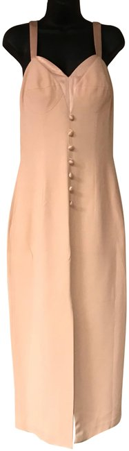 Preload https://img-static.tradesy.com/item/24311626/pink-paris-made-in-france-satin-trim-40-mid-length-night-out-dress-size-8-m-0-1-650-650.jpg