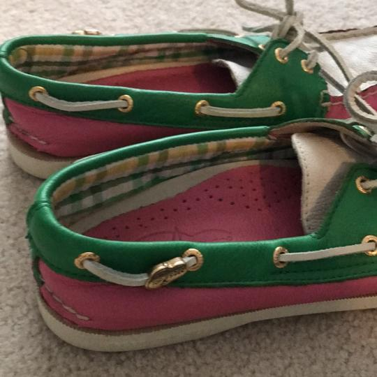 Sperry pink Athletic Image 1