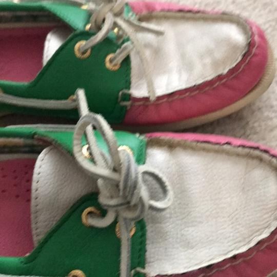Sperry pink Athletic Image 2