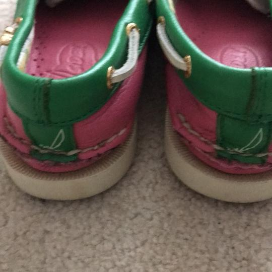 Sperry pink Athletic Image 3
