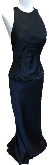Item - Black 2033 Long Formal Dress Size 6 (S)