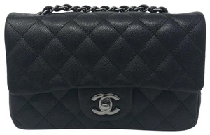 Chanel Rectangular Mini Classic Flap Cross Body Bag