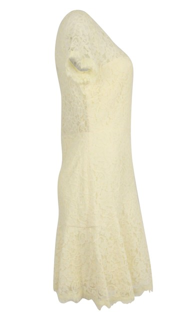 Diane von Furstenberg Fifi Fit And Flare Lace Dress Image 1