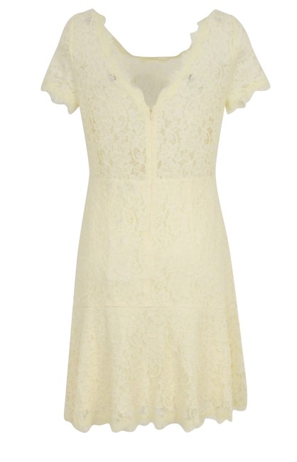 Diane von Furstenberg Fifi Fit And Flare Lace Dress Image 2