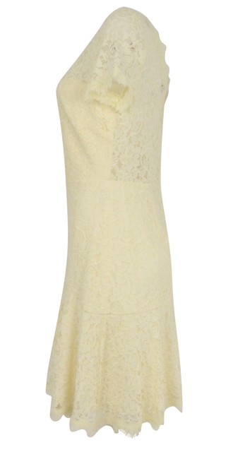Diane von Furstenberg Fifi Fit And Flare Lace Dress Image 3
