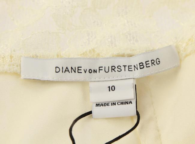 Diane von Furstenberg Fifi Fit And Flare Lace Dress Image 8