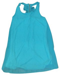 Sage short dress Aqua on Tradesy