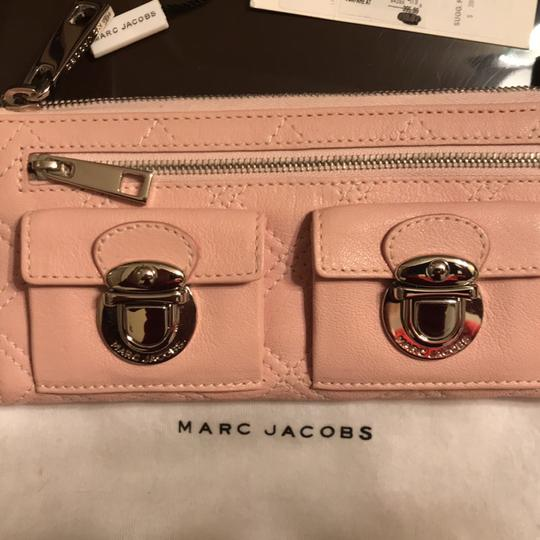 Marc Jacobs Pink Clutch Image 1