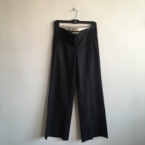 Theory Wide Leg Pants Navy