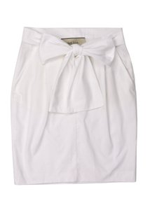 Paul Smith Mini Skirt white