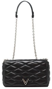 Louis Vuitton Quilted Leather Chain Silver Hardware Shoulder Bag
