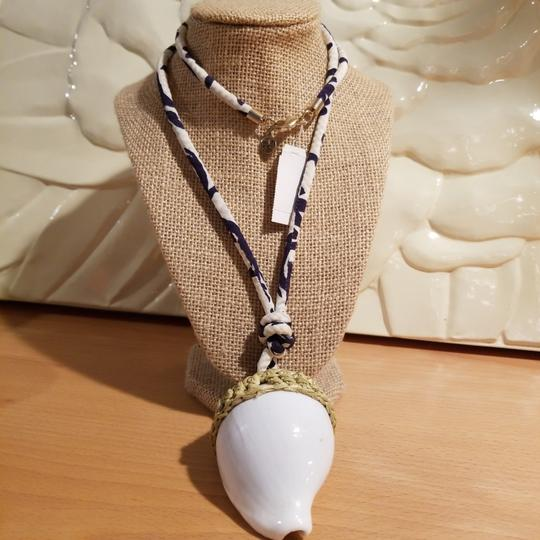 Tory Burch Tory Burch Seashell Collection Necklace Image 2