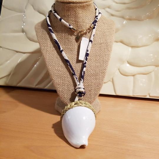 Tory Burch Tory Burch Seashell Collection Necklace Image 5