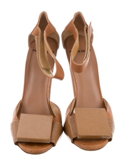 Pierre Hardy Brown Pumps Image 1