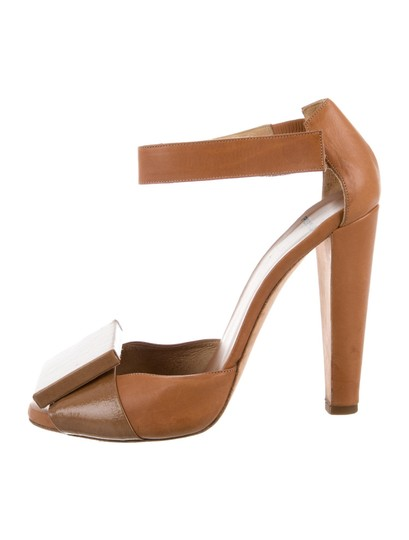 Pierre Hardy Brown Pumps Image 2