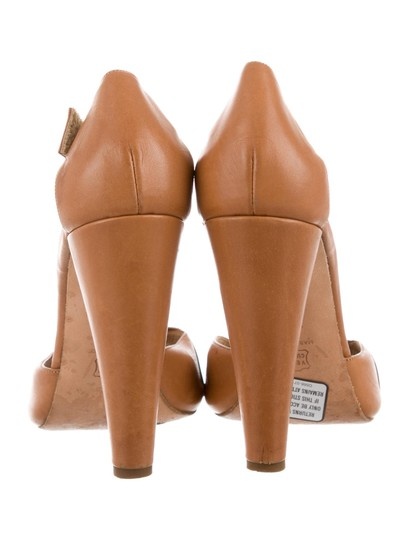 Pierre Hardy Brown Pumps Image 3