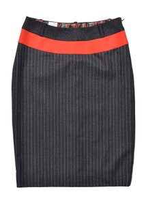 Paul Smith Mini Skirt black