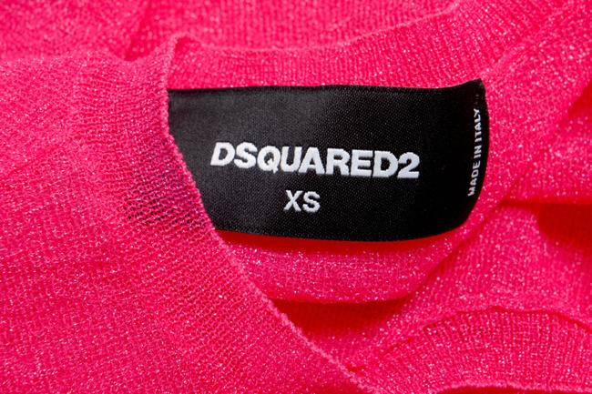 Dsquared2 Top Pink Image 2