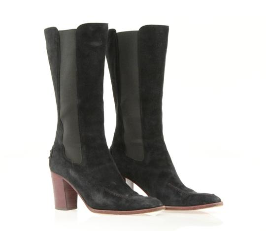 Tod's Black Boots Image 1