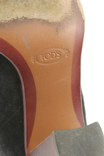 Tod's Black Boots Image 10