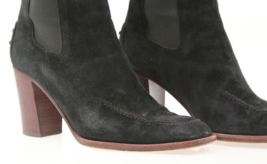 Tod's Black Boots Image 2