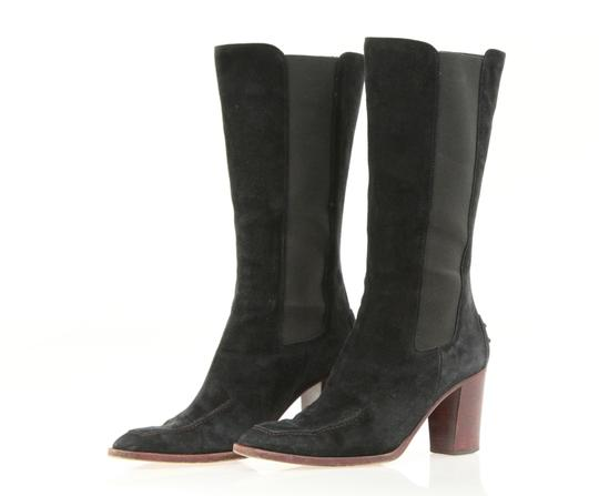 Tod's Black Boots Image 4