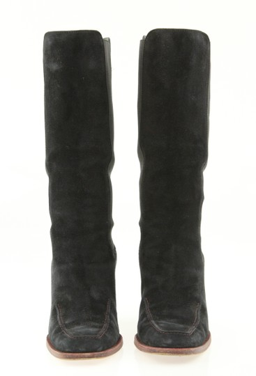 Tod's Black Boots Image 5