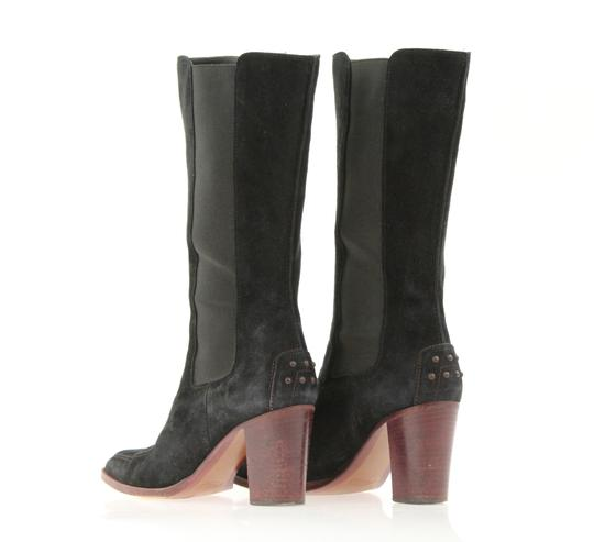 Tod's Black Boots Image 7