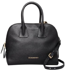 Burberry Tote Purse Purse Tote Handbag Satchel in Black