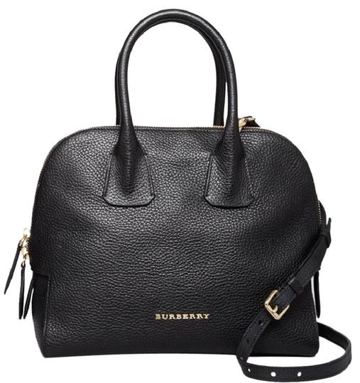 Preload https://img-static.tradesy.com/item/24312559/burberry-womens-greenwood-purse-black-leather-satchel-0-0-540-540.jpg