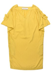 Paul Smith short dress yellow on Tradesy