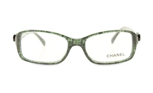 Chanel Bow Square Eye Optical Glasses