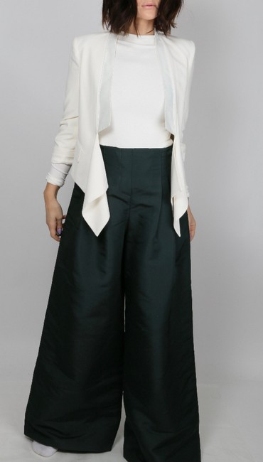 BCBGMAXAZRIA Party White Jacket Image 1