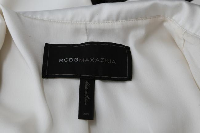 BCBGMAXAZRIA Party White Jacket Image 8