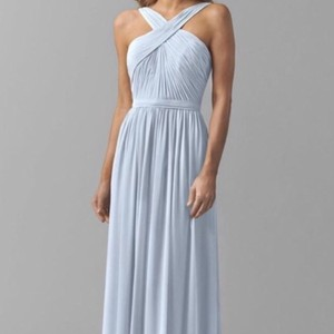 Watters & Watters Bridal Blue Harbor Gown Formal Bridesmaid/Mob Dress Size 2 (XS)