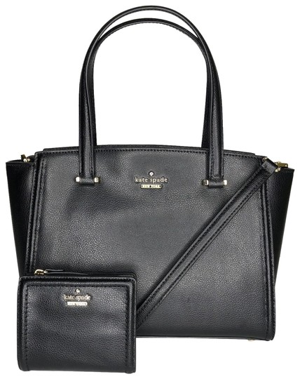 Preload https://img-static.tradesy.com/item/24312887/kate-spade-new-york-patterson-drive-small-geraldine-with-wallet-black-leather-satchel-0-3-540-540.jpg