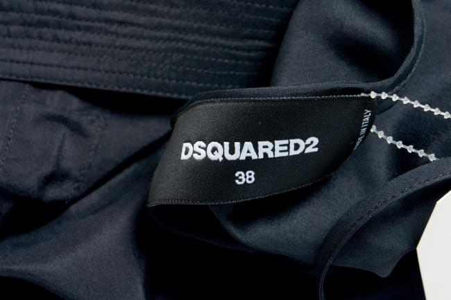 Dsquared2 Top Black Image 2