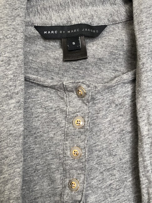 Marc by Marc Jacobs Button Down Shirt heather grey Image 1