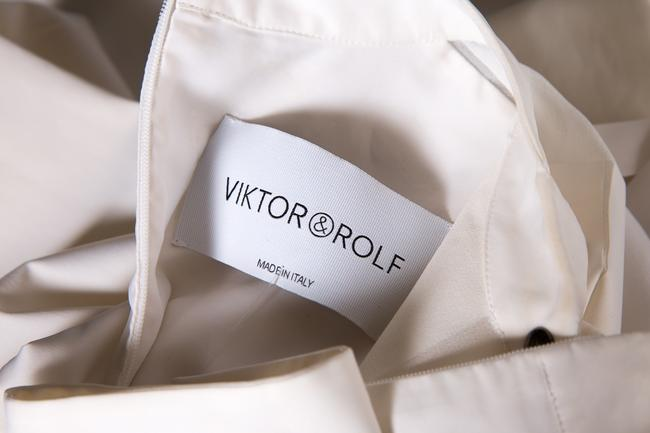 VIKTOR & ROLF short dress Cream on Tradesy Image 4