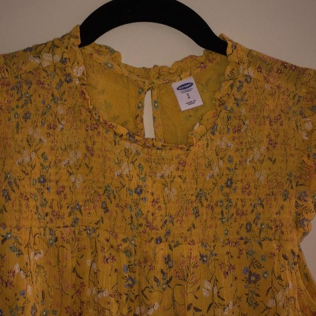 Old Navy Top yellow Image 3