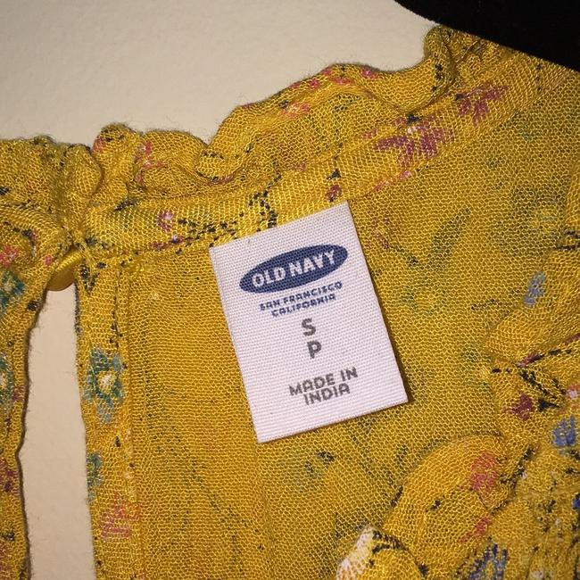 Old Navy Top yellow Image 4