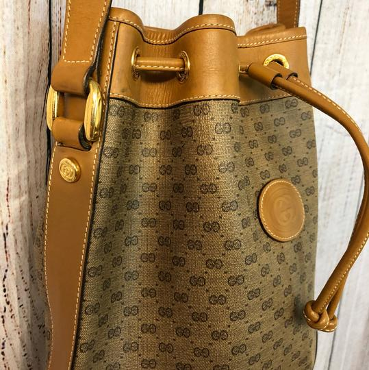 Gucci Vintage Cross Body Bag Image 4