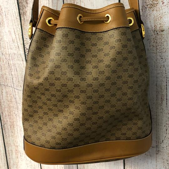 Gucci Vintage Cross Body Bag Image 6