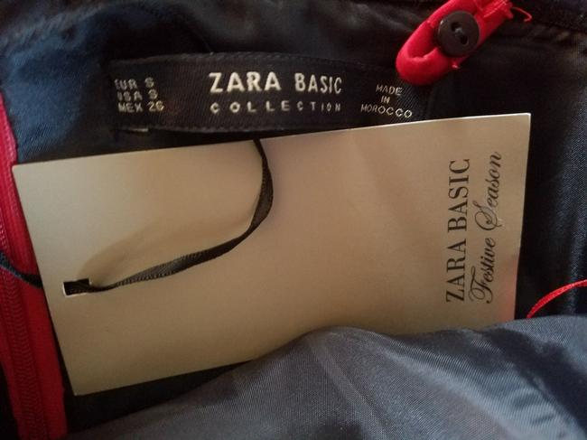 Zara Satin Dress Image 6