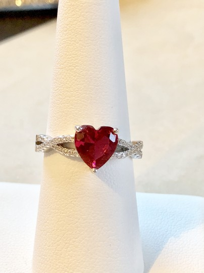 Jared Heart Shaped-Sterling Image 9
