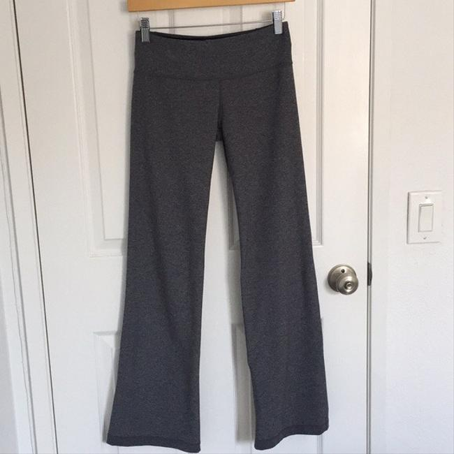 Lululemon Lululemon gray reversible Pants Image 1