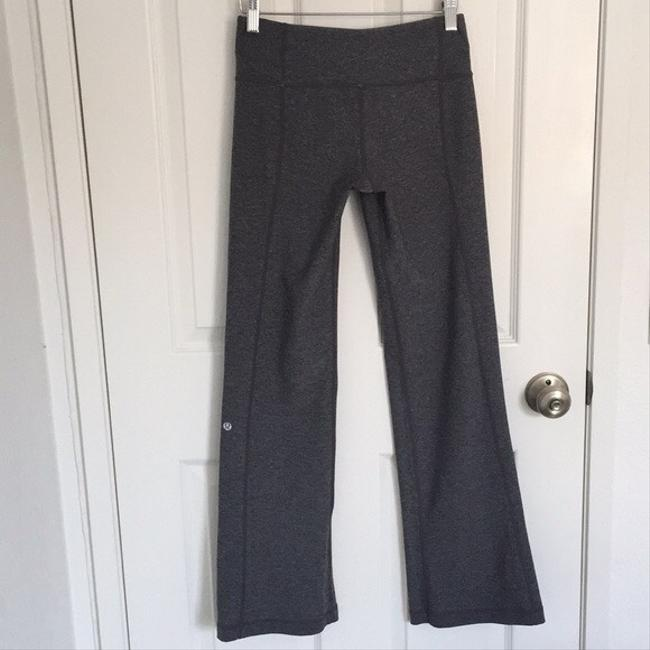 Lululemon Lululemon gray reversible Pants Image 2