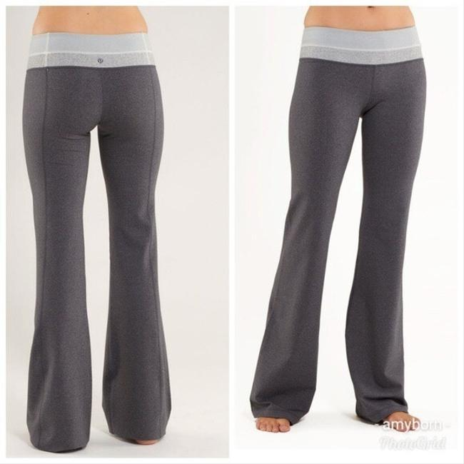 Lululemon Lululemon gray reversible Pants Image 7