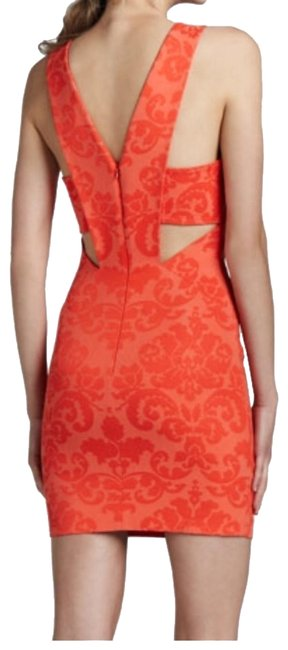 Preload https://img-static.tradesy.com/item/24313885/robert-rodriguez-blood-orange-v-back-shift-short-night-out-dress-size-6-s-0-3-650-650.jpg