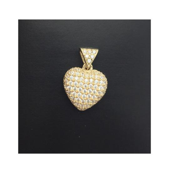 Preload https://img-static.tradesy.com/item/24313892/14k-yellow-gold-heart-fashion-necklace-0-0-540-540.jpg